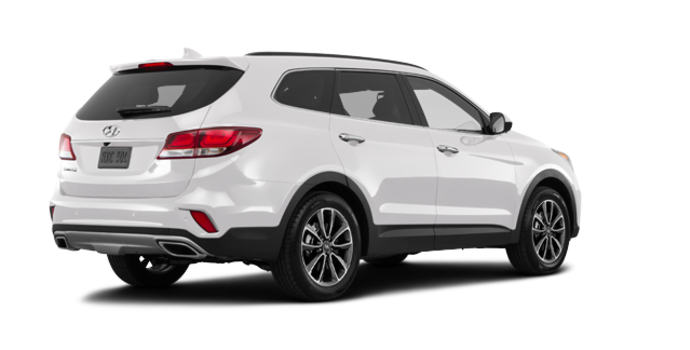 2017 Hyundai Santa Fe XL BASE | Photo 5 | Monaco White