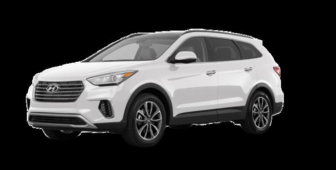 2017 Hyundai Santa Fe XL LUXURY | Photo 6 | Monaco White