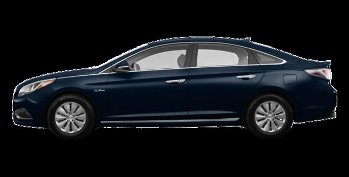 2017 Hyundai Sonata Hybrid BASE | Photo 4 | Blue