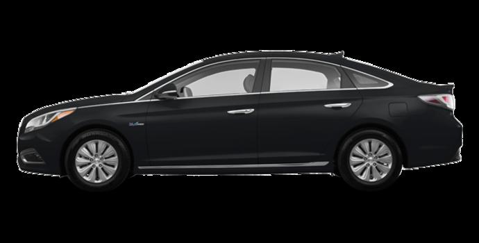 2017 Hyundai Sonata Hybrid BASE | Photo 4 | Black