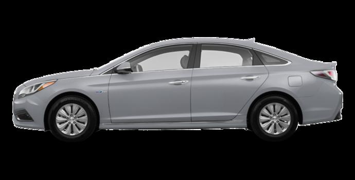 2017 Hyundai Sonata Hybrid BASE | Photo 4 | Grey
