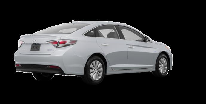 2017 Hyundai Sonata Hybrid BASE | Photo 5 | Silver