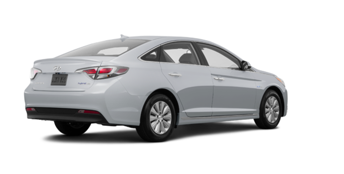 2017 Hyundai Sonata Hybrid | Photo 5 | Silver