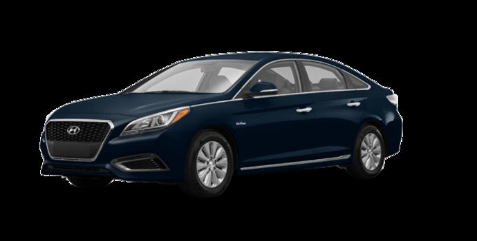 2017 Hyundai Sonata Hybrid BASE | Photo 6 | Blue