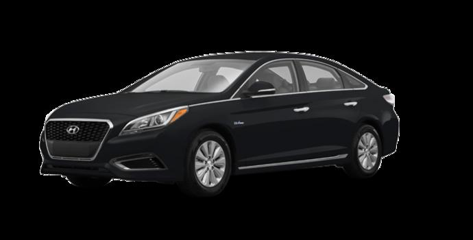 2017 Hyundai Sonata Hybrid BASE | Photo 6 | Black