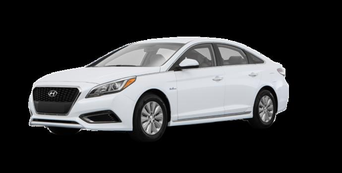 2017 Hyundai Sonata Hybrid BASE | Photo 6 | White