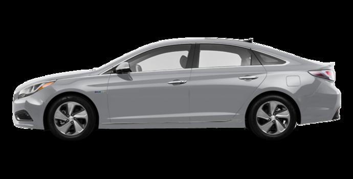 2017 Hyundai Sonata Hybrid LIMITED | Photo 4 | Silver