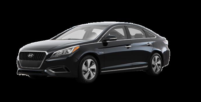 2017 Hyundai Sonata Hybrid LIMITED | Photo 6 | Black