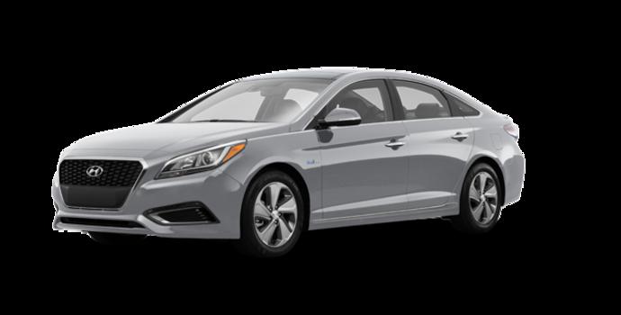 2017 Hyundai Sonata Hybrid LIMITED | Photo 6 | Grey