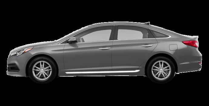 2017 Hyundai Sonata 2.0T SPORT ULTIMATE | Photo 4 | Polished Metal