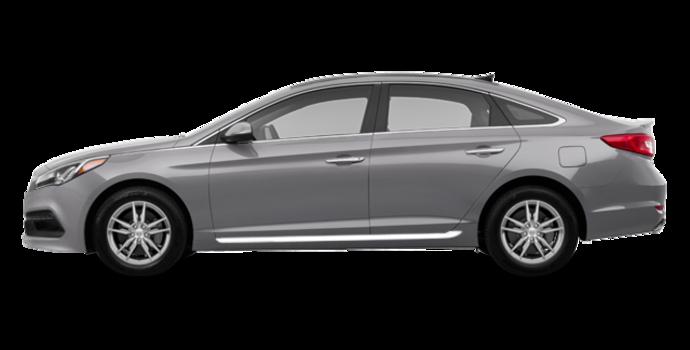 2017 Hyundai Sonata 2.0T SPORT ULTIMATE | Photo 4 | Platinum Silver