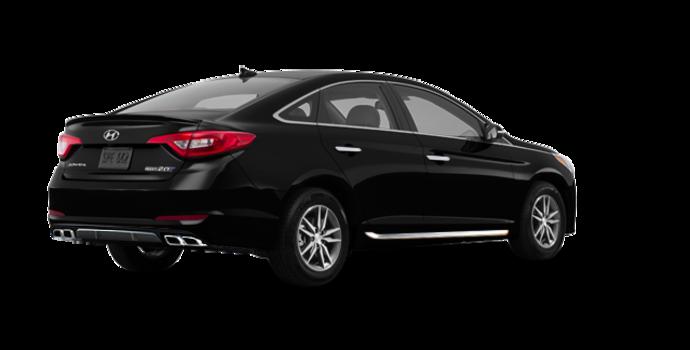 2017 Hyundai Sonata 2.0T SPORT ULTIMATE | Photo 5 | Black Pearl