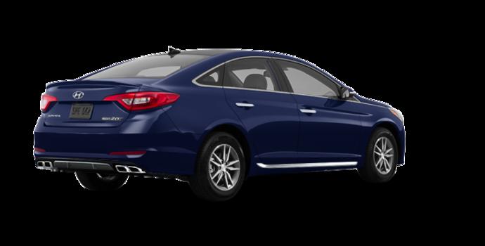 2017 Hyundai Sonata 2.0T SPORT ULTIMATE | Photo 5 | Coast Blue