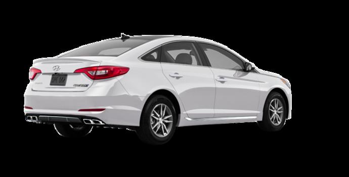 2017 Hyundai Sonata 2.0T SPORT ULTIMATE | Photo 5 | Ice White