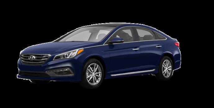 2017 Hyundai Sonata 2.0T SPORT ULTIMATE | Photo 6 | Coast Blue
