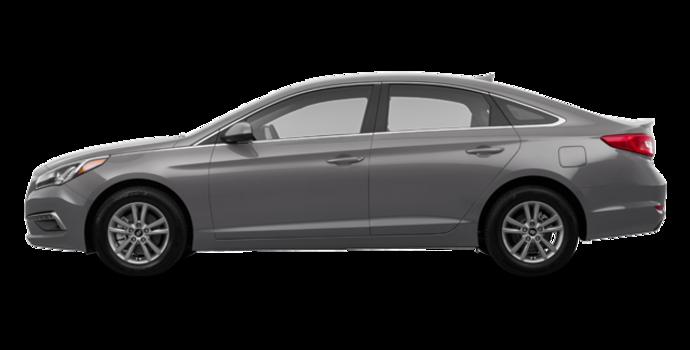 2017 Hyundai Sonata GL | Photo 4 | Polished Metal