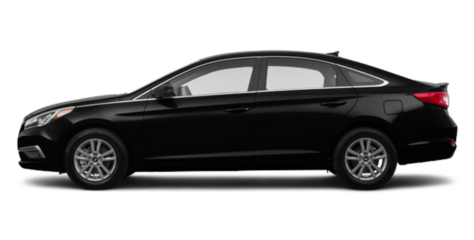 2017 Hyundai Sonata GL | Photo 4 | Black Pearl