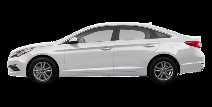 2017 Hyundai Sonata GL | Photo 4 | Ice White