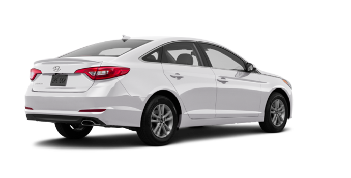 2017 Hyundai Sonata GL | Photo 5 | Ice White