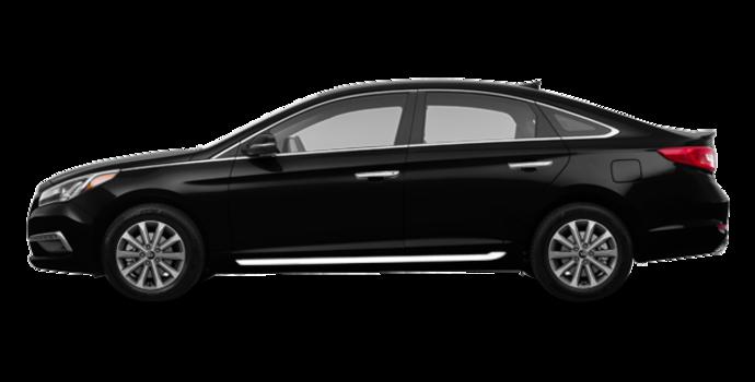 2017 Hyundai Sonata LIMITED | Photo 4 | Black Pearl