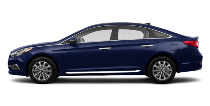 2017 Hyundai Sonata LIMITED | Photo 4 | Coast Blue