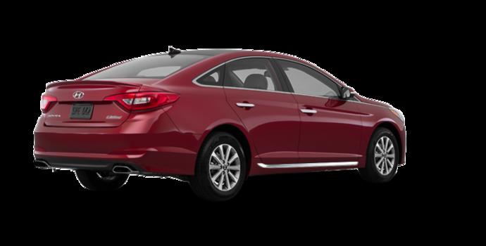 2017 Hyundai Sonata LIMITED | Photo 5 | Venetian Red