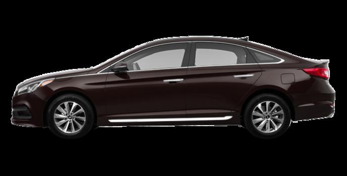 2017 Hyundai Sonata SPORT TECH   Photo 4   Dark Horse