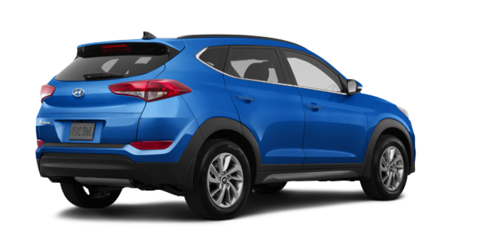 2017 Hyundai Tucson 2.0L LUXURY | Photo 5 | Caribbean Blue