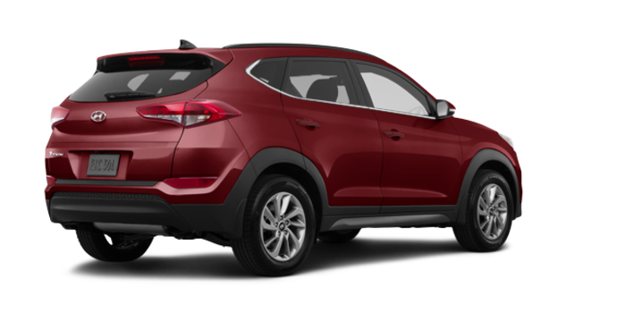 2017 Hyundai Tucson 2.0L LUXURY | Photo 5 | Ruby Wine