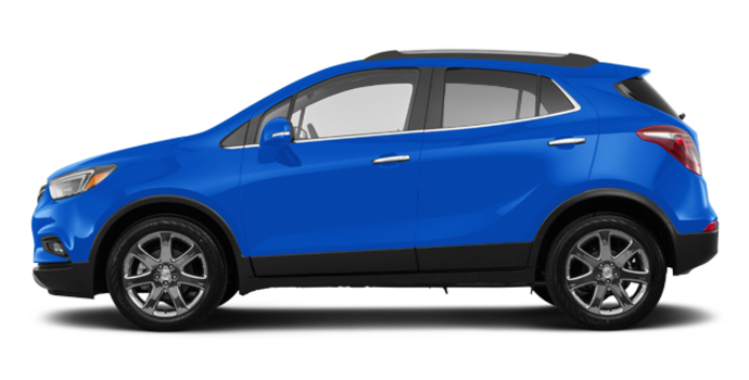2018 Buick Encore ESSENCE | Photo 4 | Coastal Blue Metallic