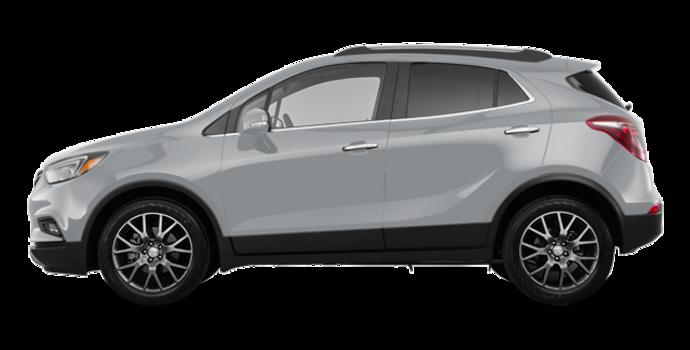2018 Buick Encore SPORT TOURING | Photo 4 | Quicksilver Metallic