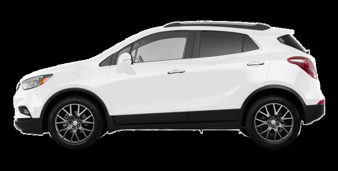 2018 Buick Encore SPORT TOURING | Photo 4 | Summit White