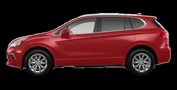 2018 Buick Envision Essence | Photo 4 | Chili Red Metallic