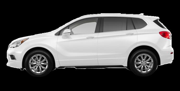 2018 Buick Envision Essence | Photo 4 | Summit White