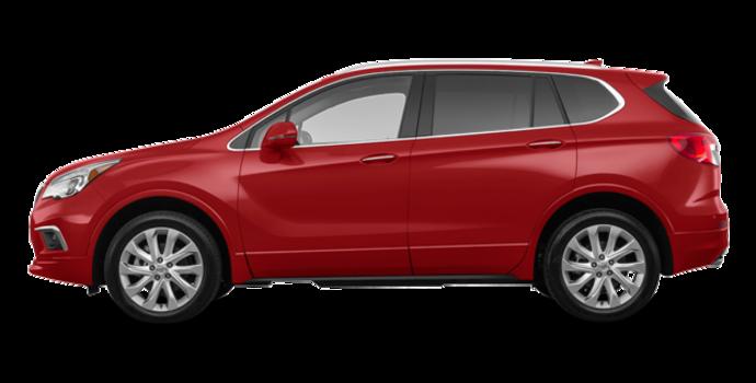 2018 Buick Envision Premium II | Photo 4 | Chili Red Metallic