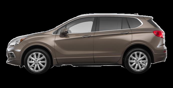2018 Buick Envision Premium II | Photo 4 | Bronze Alloy Metallic