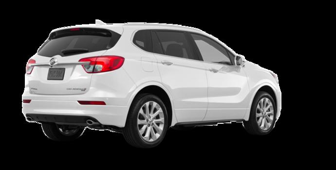 2018 Buick Envision Premium II | Photo 5 | Summit White