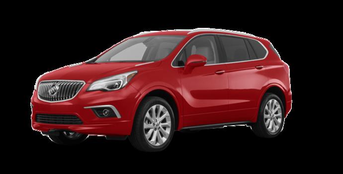 2018 Buick Envision Premium II | Photo 6 | Chili Red Metallic