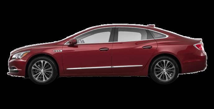 2018 Buick LaCrosse PREMIUM | Photo 4 | Red quartz tintcoat
