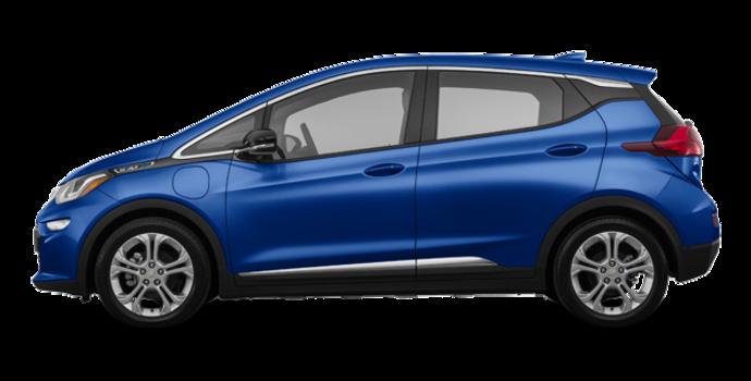 2018 Chevrolet Bolt Ev LT | Photo 4 | Kinetic Blue Metallic
