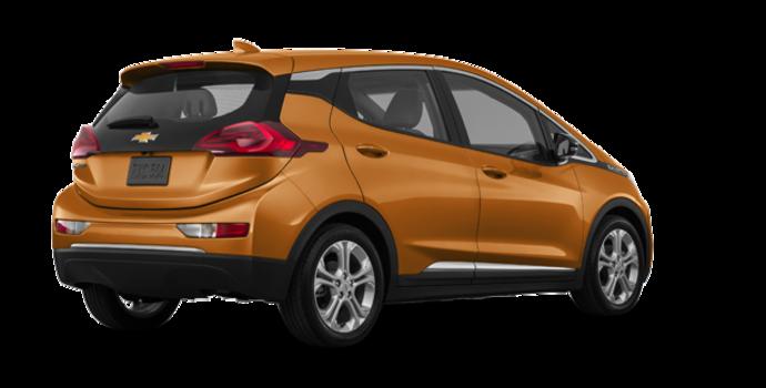 2018 Chevrolet Bolt Ev LT | Photo 5 | Orange Burst Metallic