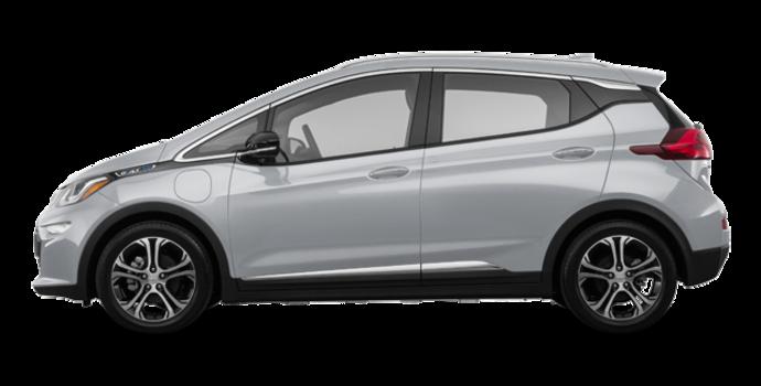 2018 Chevrolet Bolt Ev PREMIER | Photo 4 | Silver Ice Metallic