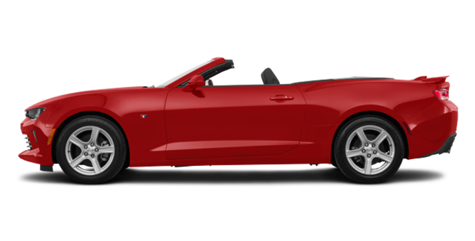 2018 Chevrolet Camaro convertible 1LS | Photo 4 | Garnet Red Tintcoat