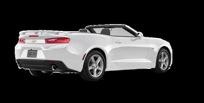 2018 Chevrolet Camaro convertible 1LS | Photo 5 | Summit White