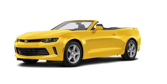 2018 Chevrolet Camaro convertible 1LS | Photo 6 | Bright Yellow