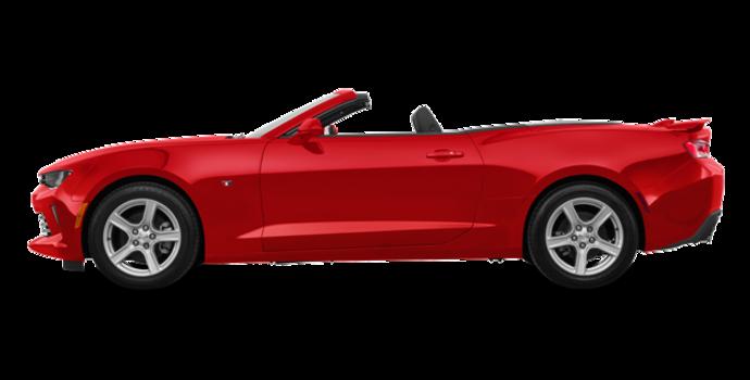 2018 Chevrolet Camaro convertible 2LT   Photo 4   Red Hot
