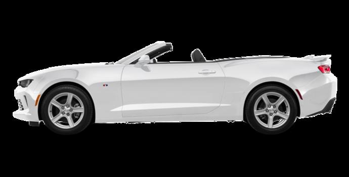 2018 Chevrolet Camaro convertible 2LT   Photo 4   Summit White