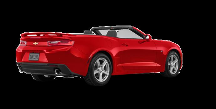 2018 Chevrolet Camaro convertible 2LT   Photo 5   Red Hot