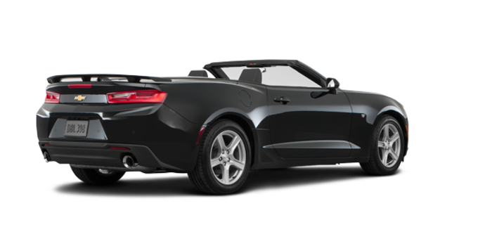 2018 Chevrolet Camaro convertible 2LT   Photo 5   Black