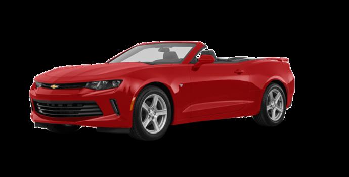 2018 Chevrolet Camaro convertible 2LT   Photo 6   Garnet Red Tintcoat